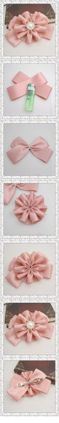 Handmade bow tutorial