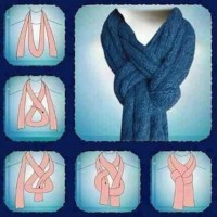 A New Way To Tie A Scarf – Mrs. Polly Rogers