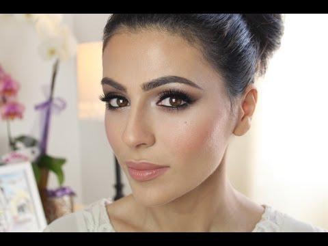 ▶ Bridal Makeup Tutorial: Sona Gasparian – YouTube from  make up artist!