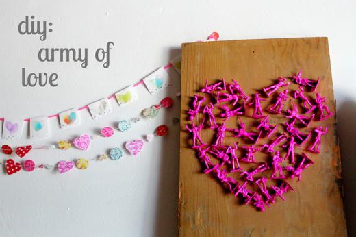 diy: army of love