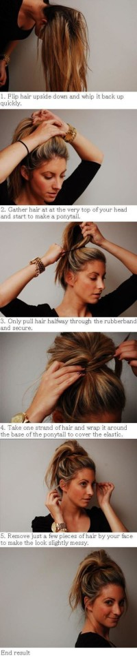 Diy hair tutorials and tips boards board by diy crafts diy crafts do it yourself hair ideas solutioingenieria Images