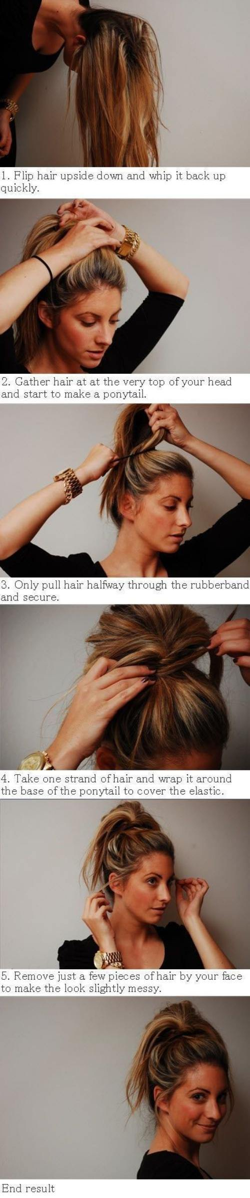 Do It Yourself Hair Ideas