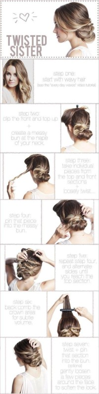 Diy hair tutorials and tips boards board by diy crafts diy crafts twisted sister do it yourself hair ideas solutioingenieria Images