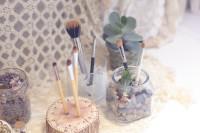 Fun Ideas For Storing Makeup Brushes