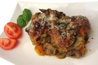 Gluten-Free Delicious Eggplant Parmesan