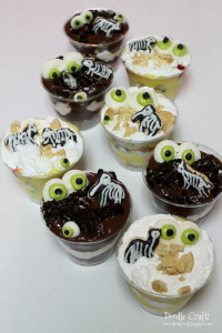 Halloween Eyeball Trifle! Recipe!