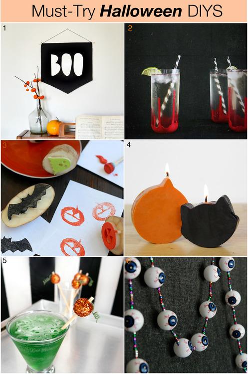 Must – try Halloween DIYS