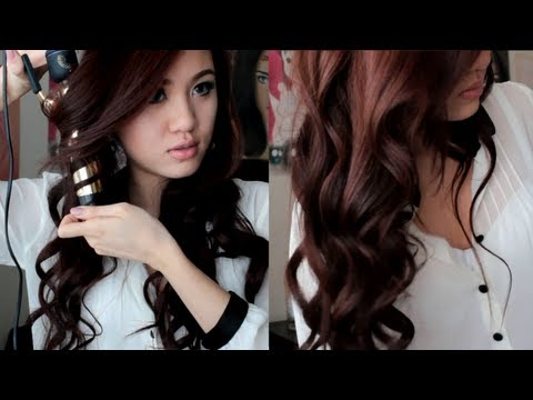 Soft Romantic Curls Hair Tutorial – Video