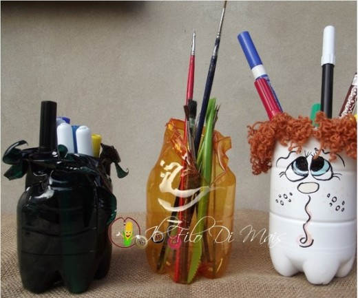 DIY Pen Holders