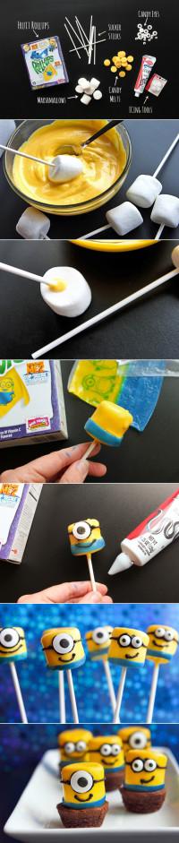 Despicable Me Minions DIY
