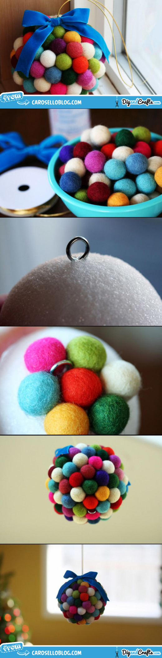 Christmas – DIY Kissing Ball by A Bit of Sunshine | DIY