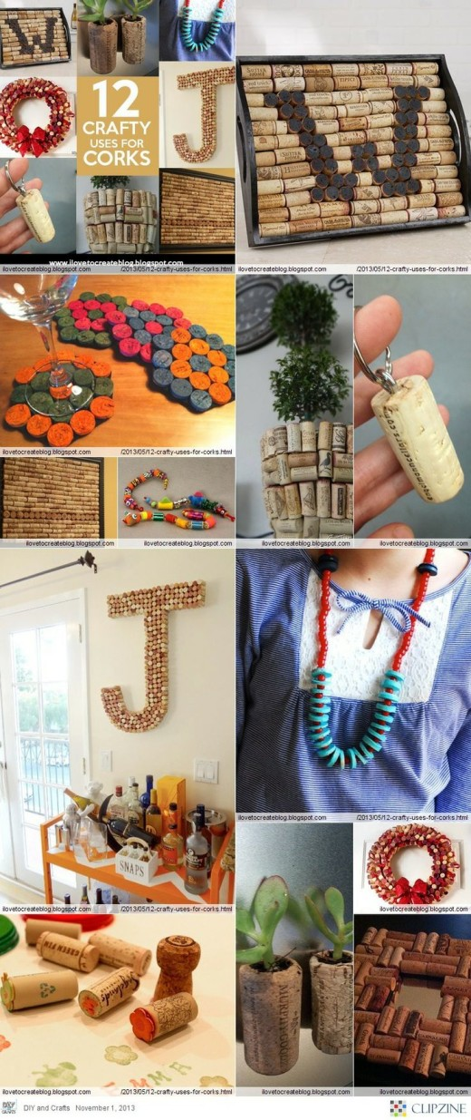 Crafty Uses for Corks