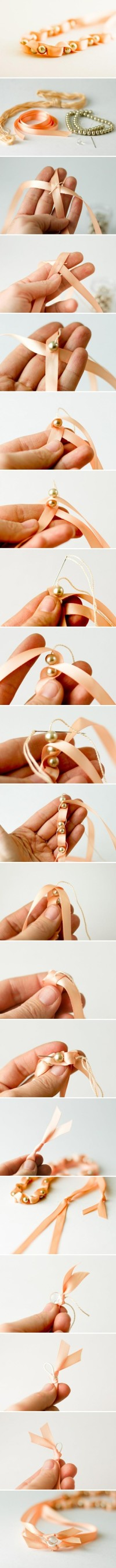 DIY Bracelet And Necklace