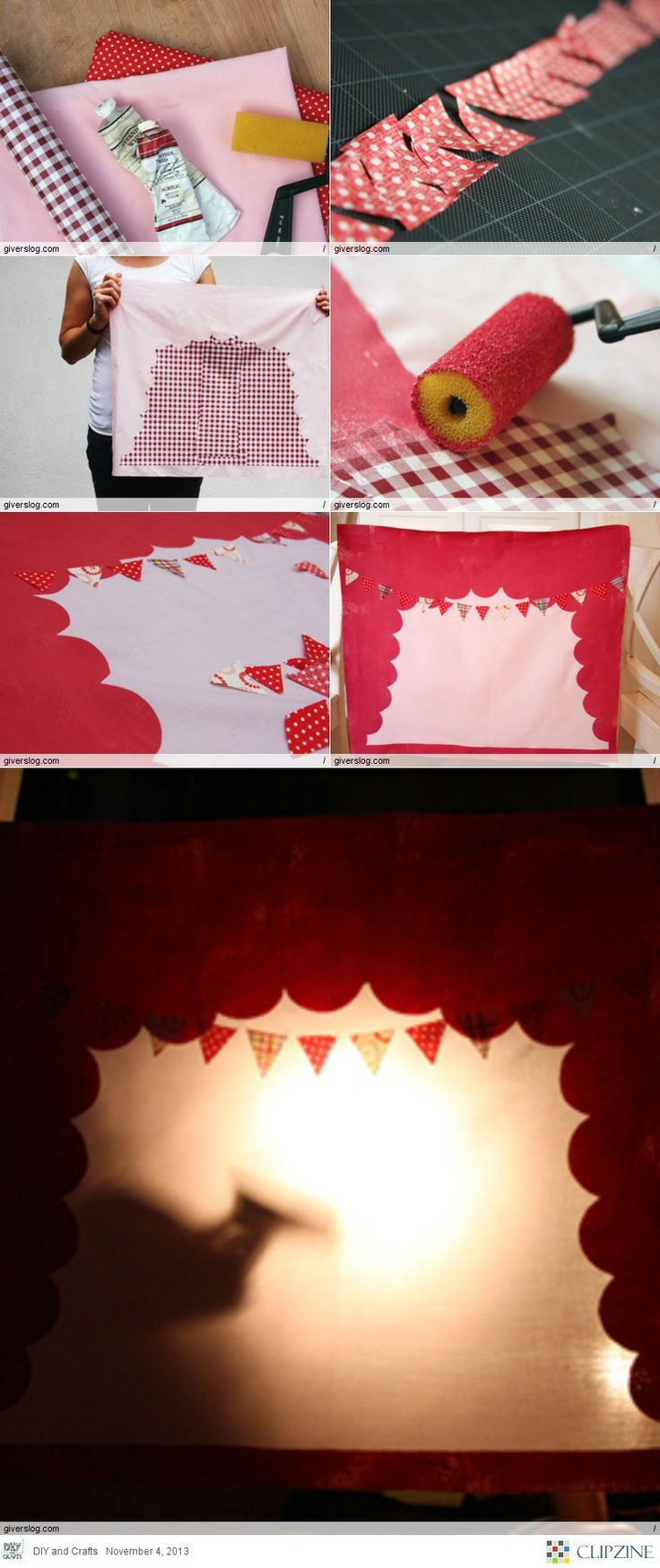 DIY Puppet Theater Kids