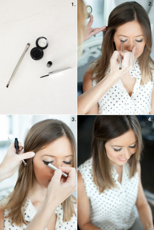 Quick-and-Easy Cat Eye