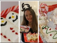 4x Christmas treats and desserts