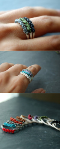 A Ring of Thread | DIY