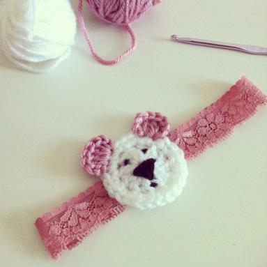 Baby Bear Headband