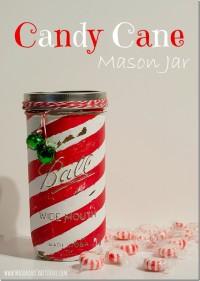 Candy Jar Mason Jar