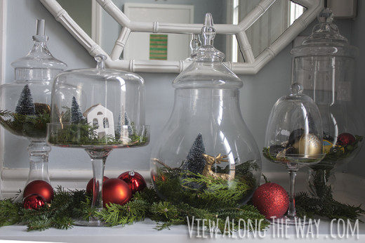 Christmas Home Tour –  View Along the Way