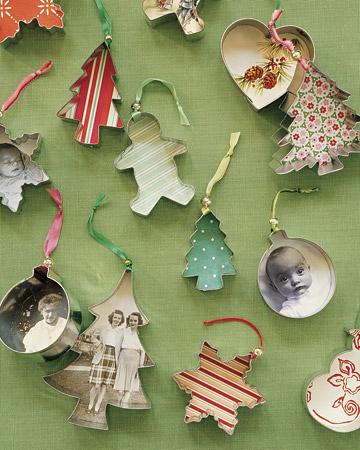 Cookie Cutter Ornaments  | DIY