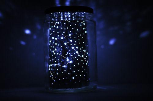 DIY: Constellation Jar