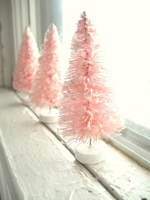 Bottle Brush Trees | DIY