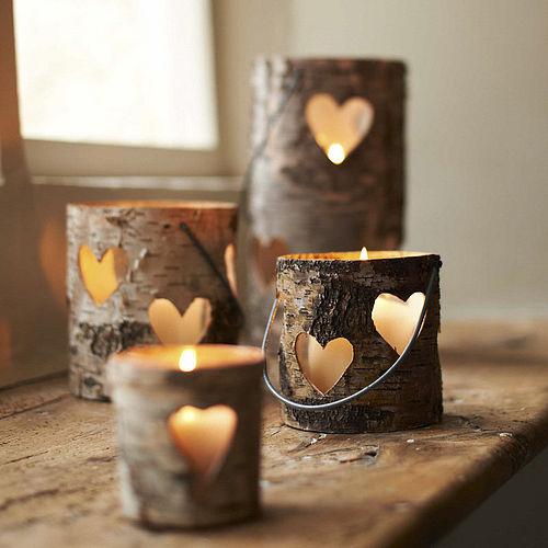 Heart Lanterns