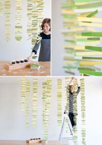 Paper Mobile DIY