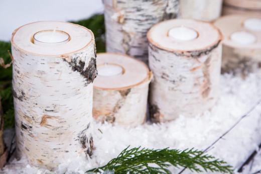 Birchwood Candles | DIY