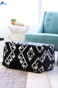 DIY Pouf – IKEA Hack — DIY Ideas