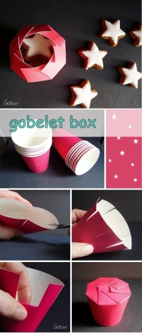 DIY Last Minute Gift Box