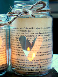 i love this…: candle in a bottle | Valentines Day Ideas