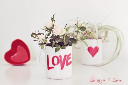 Last Minute Valentine's DIY | Valentines Day Ideas
