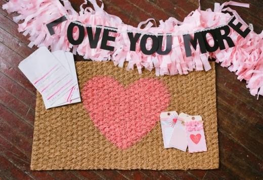 Be Crafty – Valentines Workshop