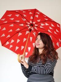 DIY Umbrella Revamp