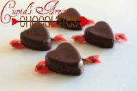 DIY Cupid's Arrow Chocolates | Valentines Day Ideas and Gifts