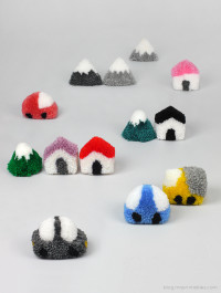 Pom Pom Town Play Set From Mr Printables Blog