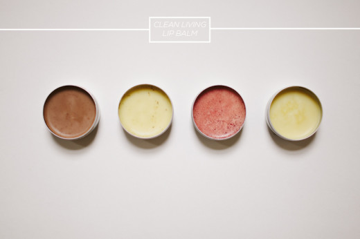 DIY Lip Balm | easy beauty product to make a lot of different flavors and create extras