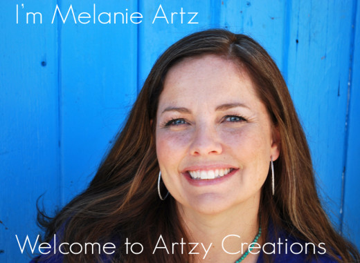 artzycreations.com | A website on how to do it yourself for sewing, jewelry making, nearly any craft, kids art lessons, yummy recipes and just life in general
