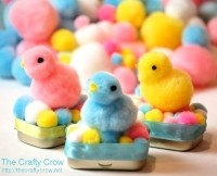Cheep Cheep Easter Treat Tutorial – Things to Make and Do, Crafts and Activities for Kids