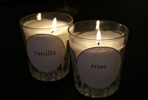 DIY DIPTYQUE INSPIRED TUMBLER CANDLES From a pair & a spare