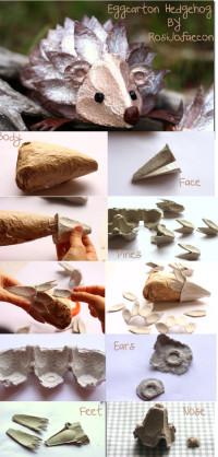DIY egg carton | DIY Reuse | From SENSE&GRACE