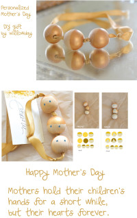 DIY GIFTS THAT DAD AND KIDS CAN MAKE For Mothers Day | From SENSE&GRACE
