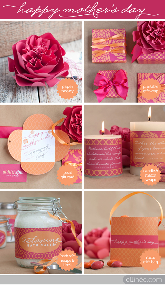 Diy Mother S Day Gift Ideas From The Elli Blog Diy Crafts