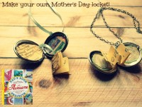 DIY Mother's Day locket • Mike Adamick
