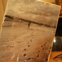 How to Create a Vintage Style Canvas Photo | DIY Guidecentral