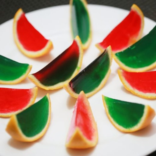 How to Make Fun Orange Slice Jell O Shots  | Guidecentral