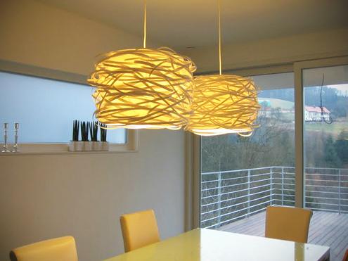IKEA Hack: Make a DIY Mod Pendant Light
