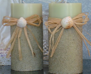 Come Play in the Sand…A Tutorial on Making Sand Candles! | DIY from Karen's Garden Cottage